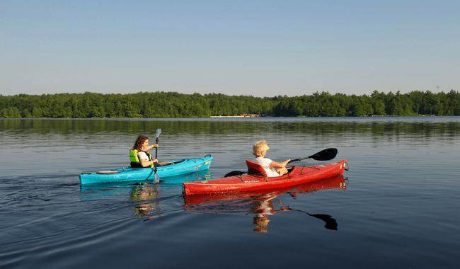 Summer Activities in the Pocono Mountains
