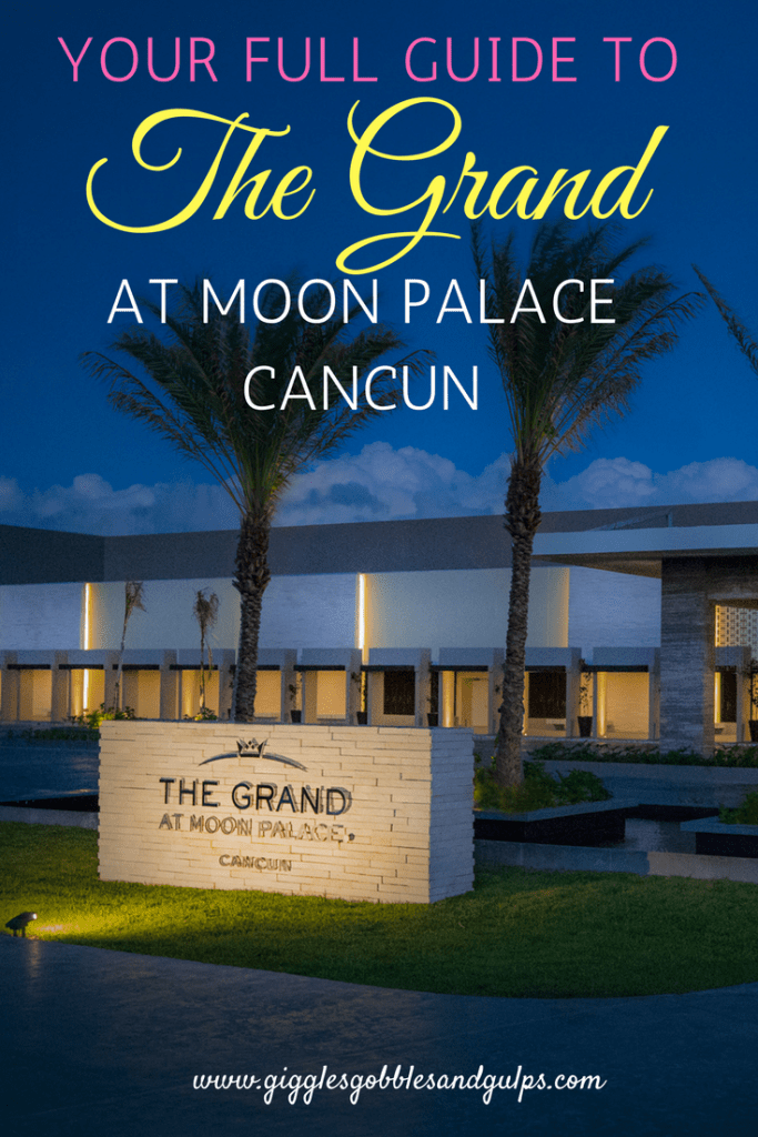 Your Full Guide to The Grand at Moon Palace Cancun