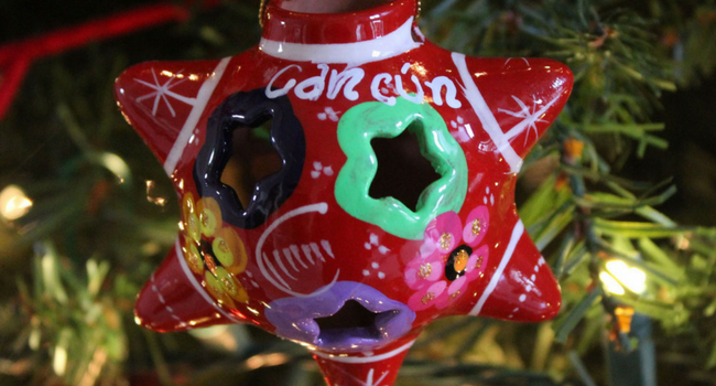 Christmas Ornaments Travel Souvenirs