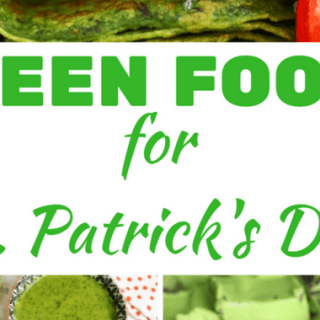 Green Foods to Celebrate St. Patrick's Day