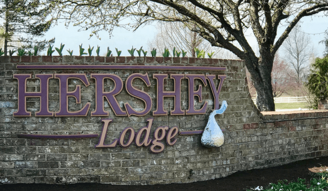 Overview of the Hershey Lodge in Hershey, PA