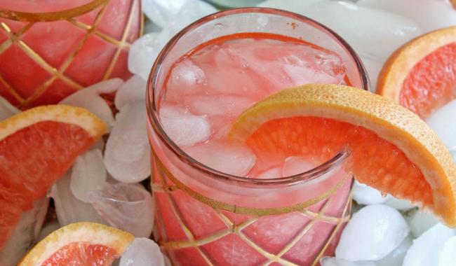 Danny Ocean Cocktail Recipe from Hershey's Fire & Grain Restaurant
