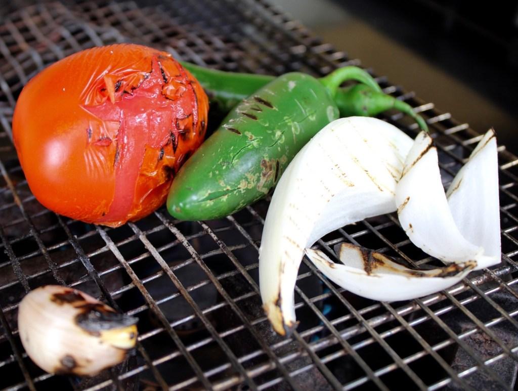 fire roasted salsa