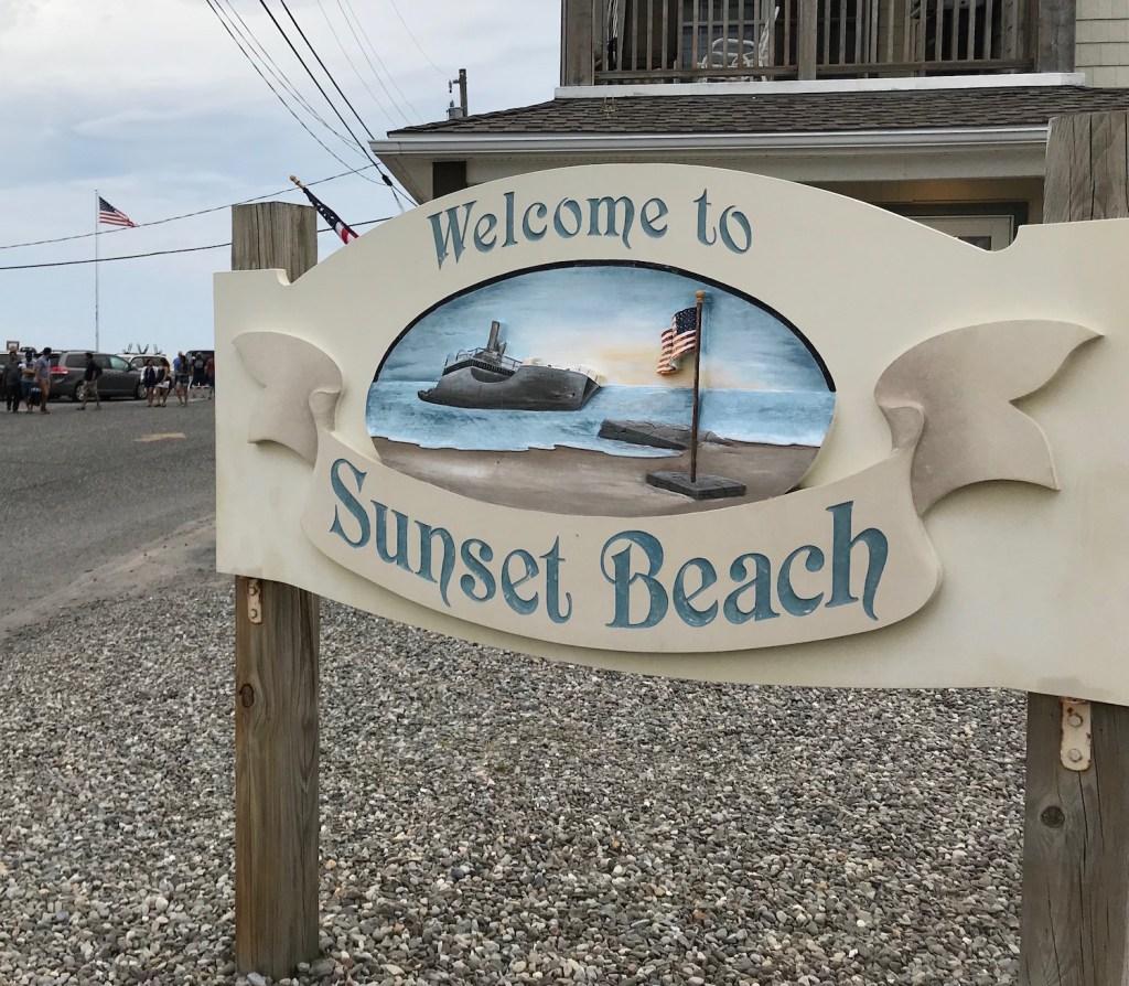 Cape May Sunset Beach