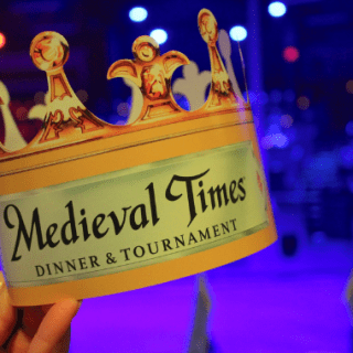 Our Fist Time at Medieval Times
