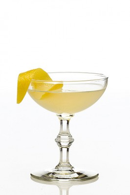 Prohibition Cocktail Bees Knees
