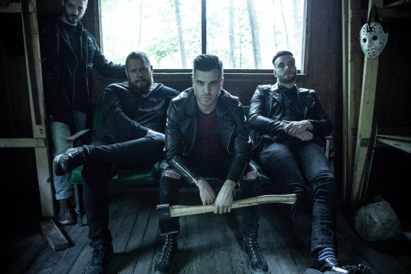 Ice Nine Kills 2018