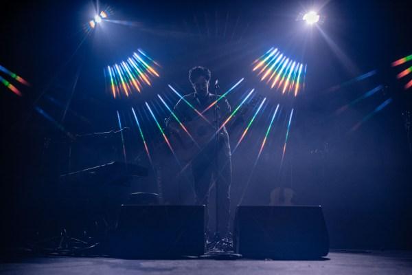 Luke Sital-Singh - EartH - GIG GOER - 2019