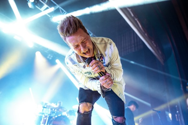 Papa Roach - O2 Forum London - GIG GOER - 1