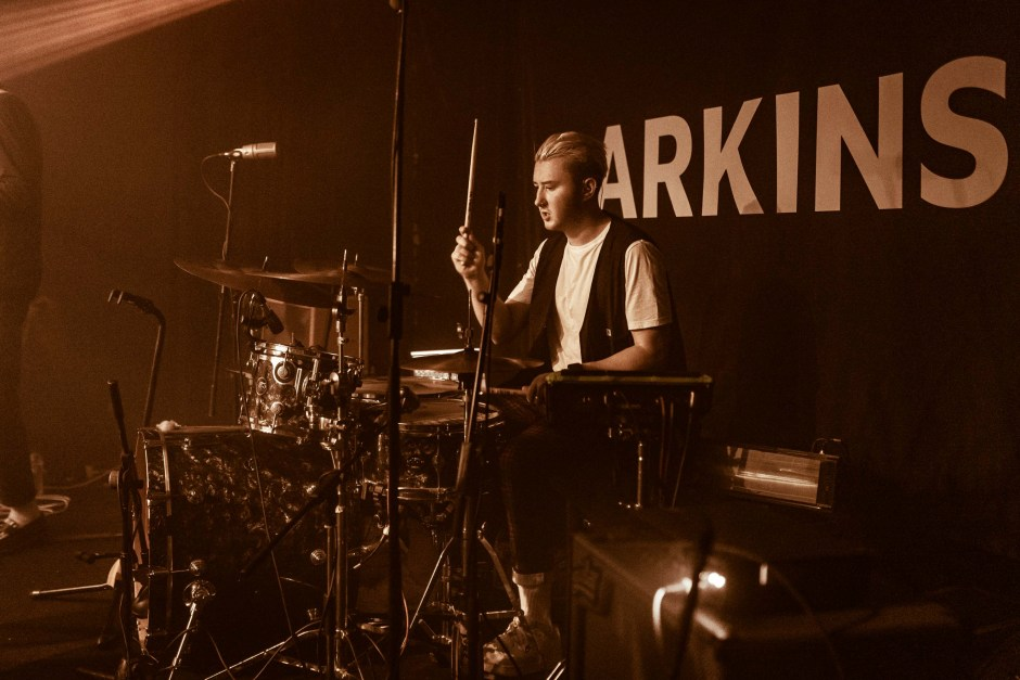 Larkins - Dingwalls London 2019 - GIG GOER