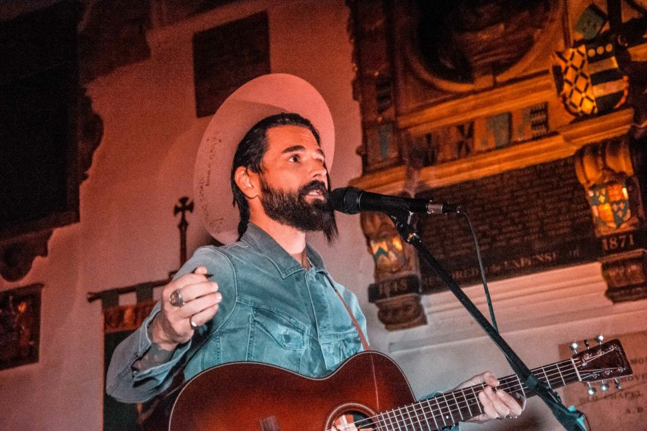 Dashboard Confessional - St Pancras Old Church London - GIG GOER 2019