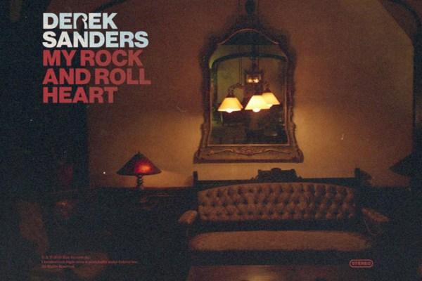 Derek Sanders My Rock and Roll Heart 2020