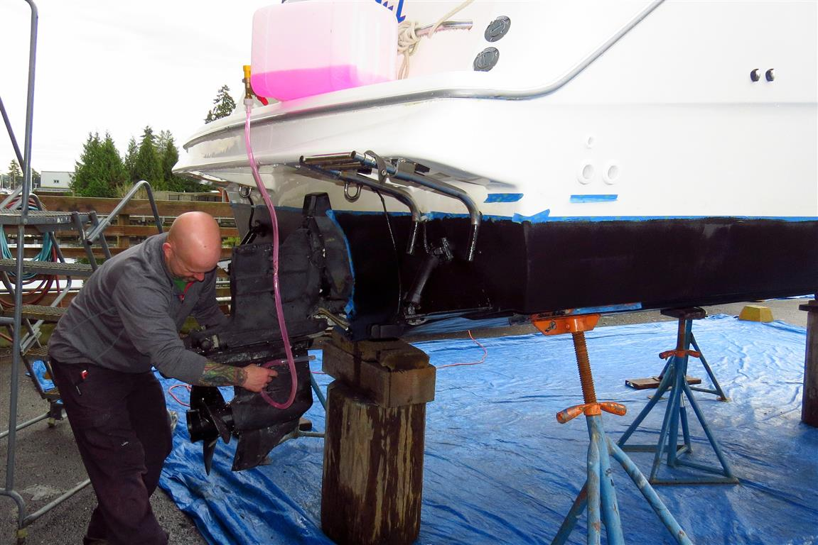 Let Us Winterize Your Boat | Gig Harbor Marina & Boatyard