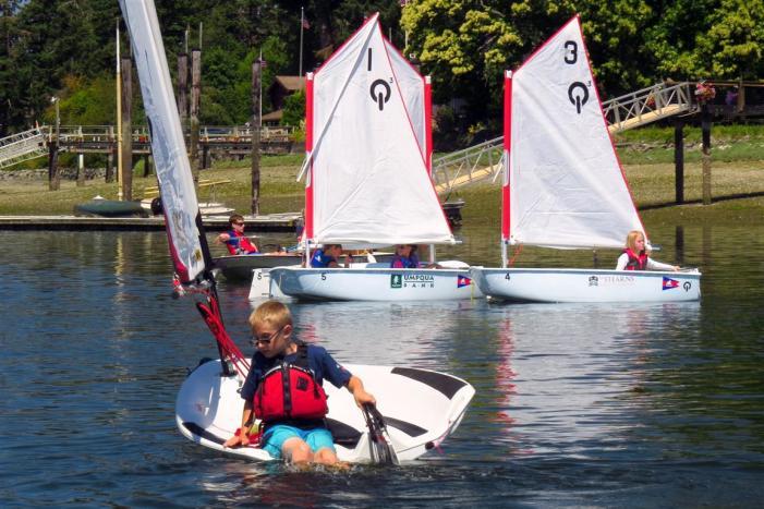 GHYC Junior Sail