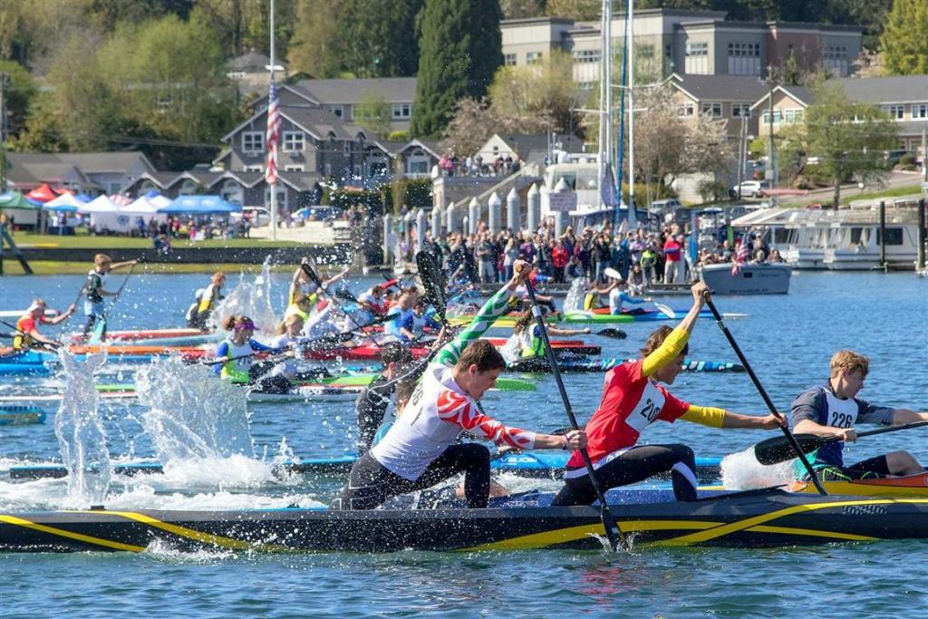 Annual Paddlers Cup