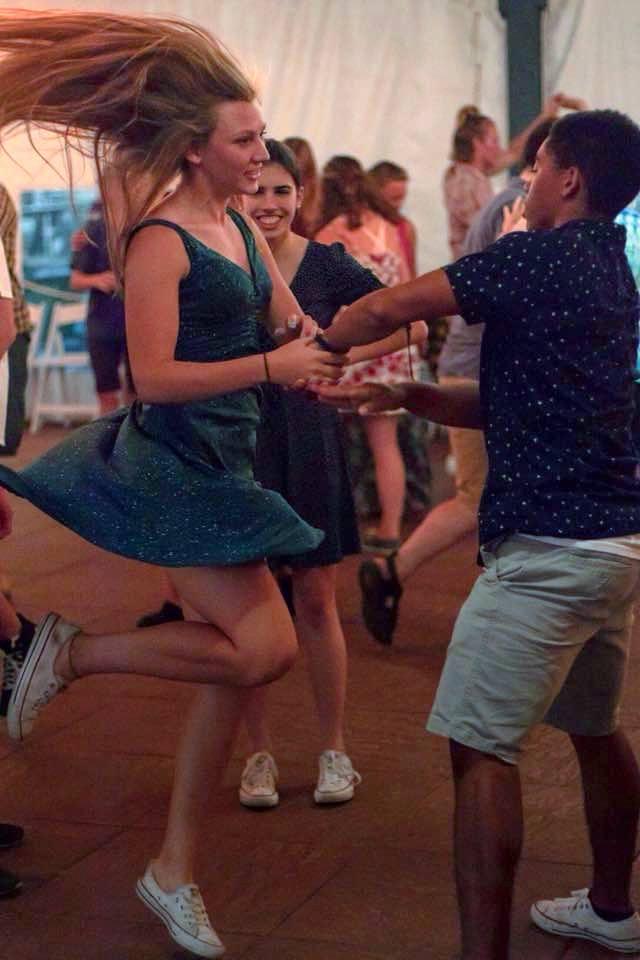 Final Swing Dance @ The Club is Tuesday | Gig Harbor Marina