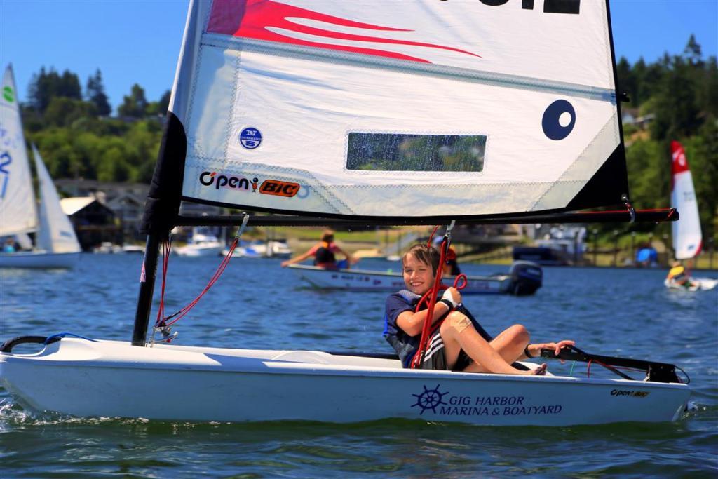 Junior Sail
