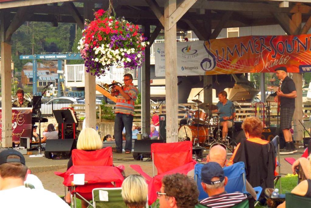 summer sounds concerts