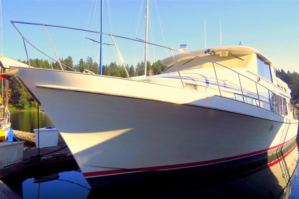 guest yacht Eagle