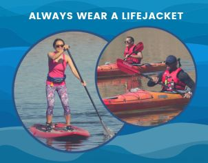 Paddle Safe tips