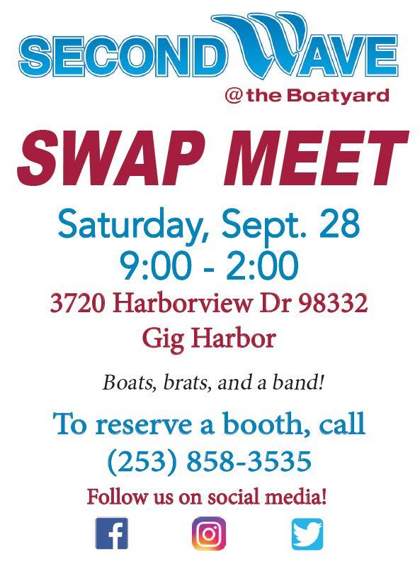 Second Wave Swap Meet