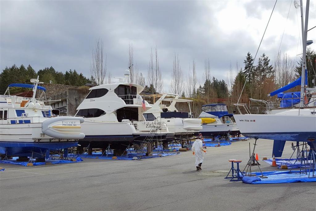Boatyard open
