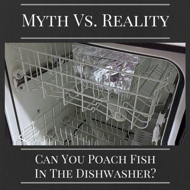 Reeling in the Truth: Can You Poach Fish in the Dishwasher? by GiGi Eats Celebrities