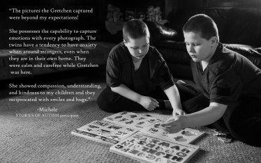 Gigi's Joy Photography: Wisconsin Special Needs Photographer Review