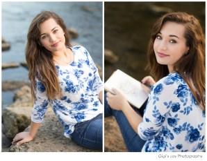 Gigi's Joy Photography: Kenosha Senior Photographer lake