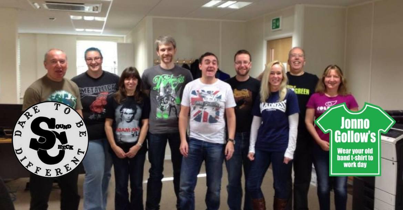Jonno & The Team At Aston International