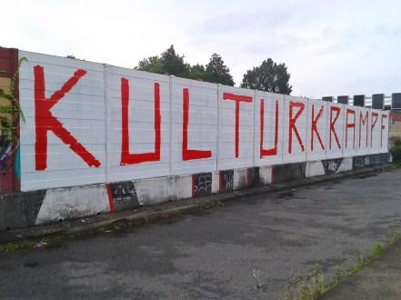Kulturkrampf, Essen, Germany, 2015