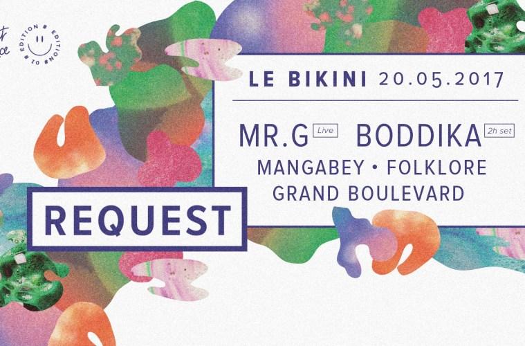 request - the quiet office - le bikini