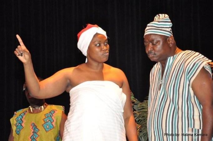Giileh in Theater