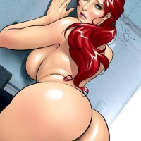 """Scarlett from """"GI Joe"""" always looks hot in action... and when she is nude!"""