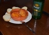 Patatas Rellenas (El llagar de Bego+¦a)
