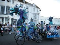 Dragons (2009, Weymouth Carnival)