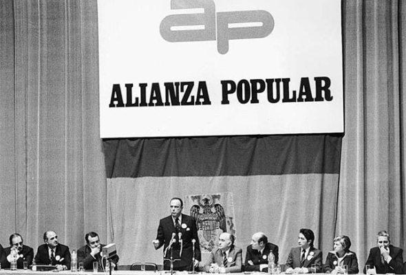 La sombra del franquismo y el Partido Popular