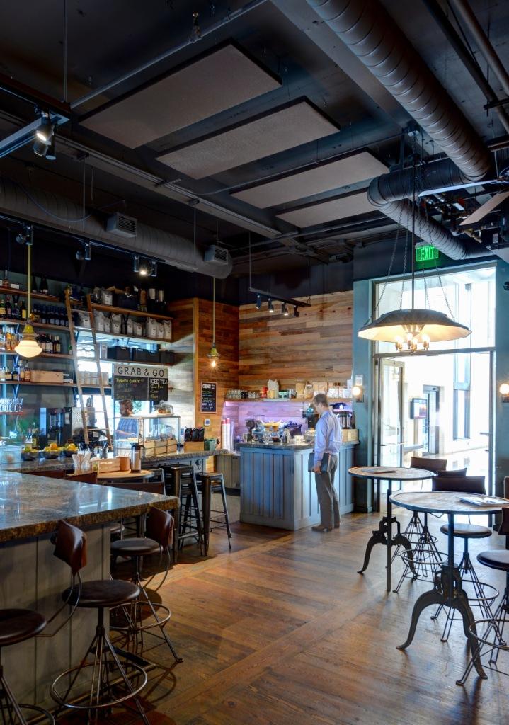 Restaurant Acoustics GIK Acoustics Europe