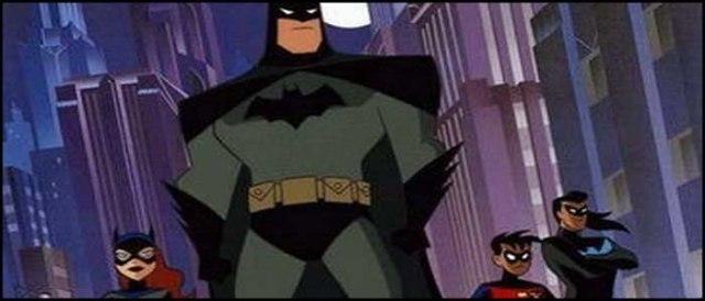 Новые приключения Бэтмена (1997-1999) The New Batman Adventures