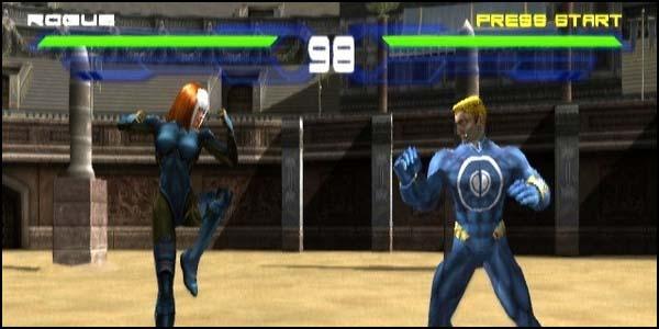 X-Men: Next Dimension (2002)