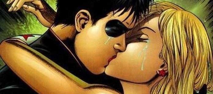 Чудо-Девушка и Робин секс