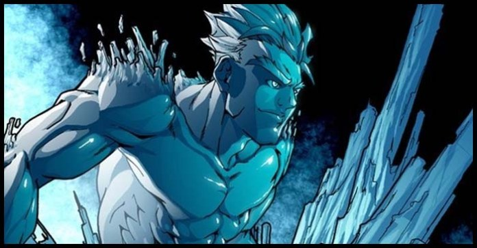 Бобби Дрейк (Ледяной Человек) айсмен комиксы