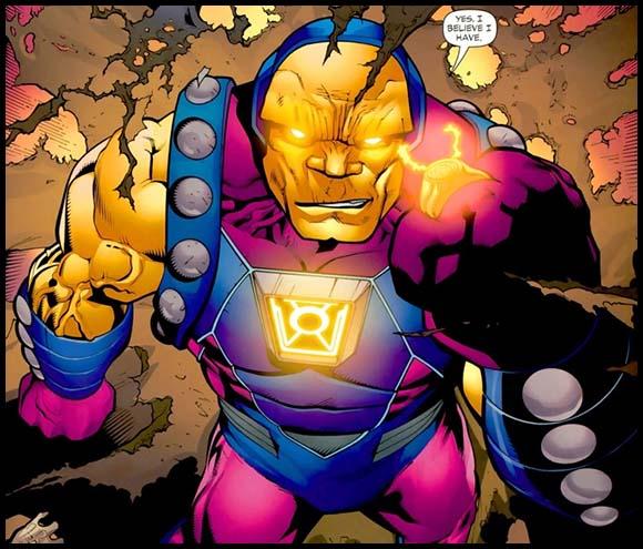 Монгул комиксы DC история