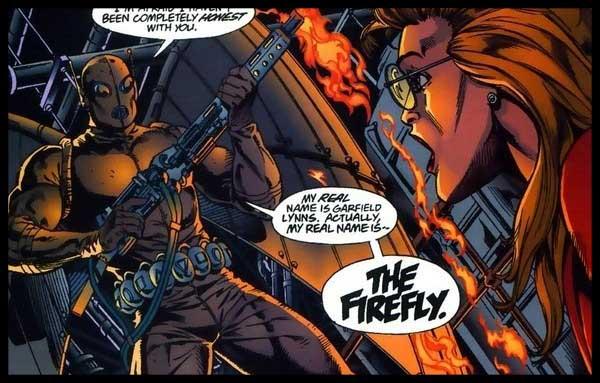 суперзлодеи DC
