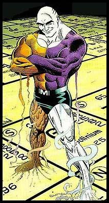 Метаморфо DC Comics