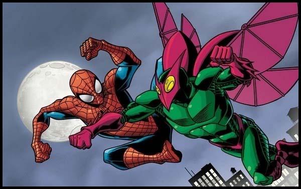 Жук Marvel комикс