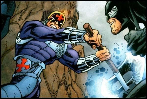 4 ый Рейх DC Comics