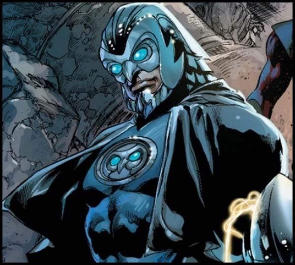 Оулмен Человек-Сова new 52