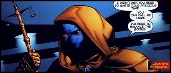 злодеи DC Comics