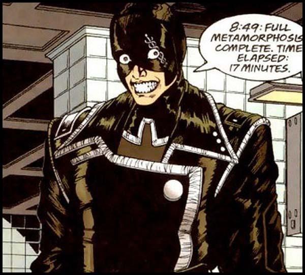 малоизвестные суперзлодеи DC Comics